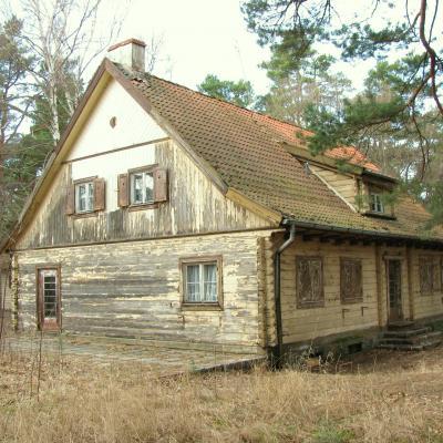 Forsterówka - najbardziej tajemniczy obiekt na Wyspie Sobieszewskiej / Źródło: Wikipedia
