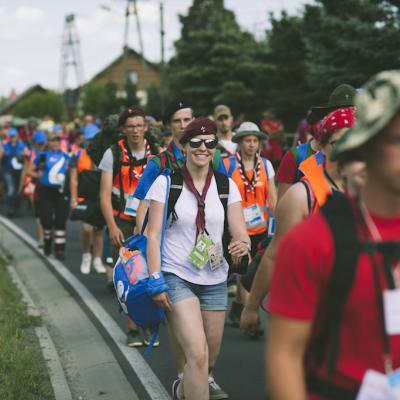 Największe wydarzenie na Wyspie Sobieszewskiej - Zlot ZHP 6 - 16 sierpnia 2018