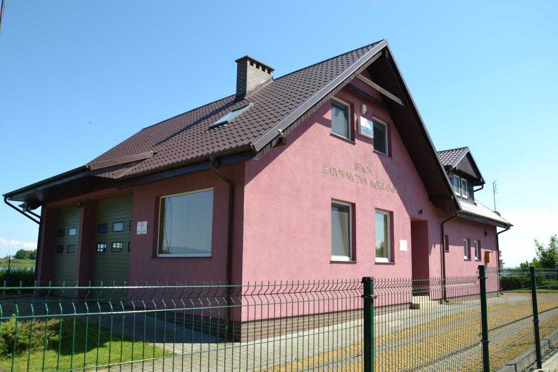 Brzegowa Stacja Ratownicza w Świbnie