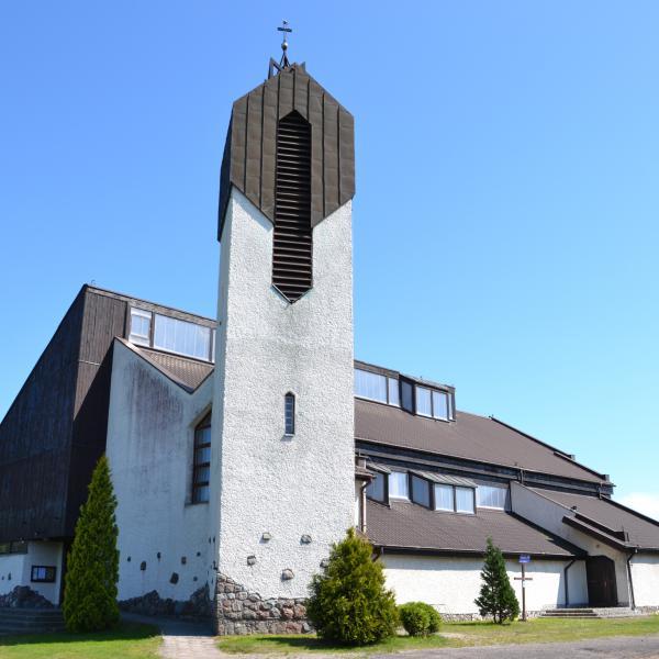 Kościół parafialny pw. Św. Wojciecha w Świbnie